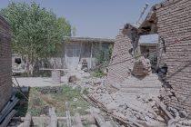 Varzaghan Earthquake - Majid Farahani
